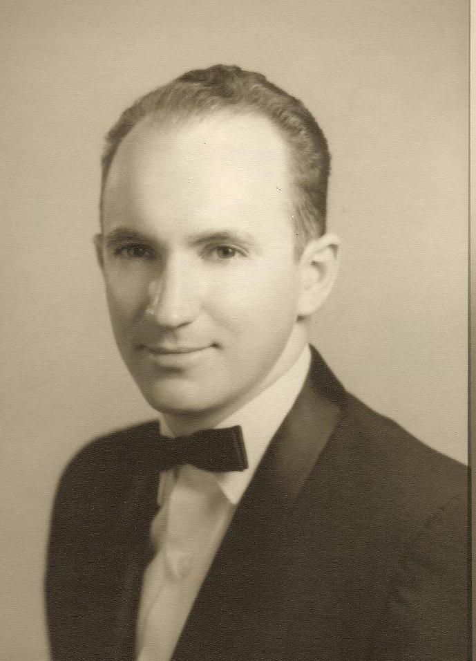 U of R yearbook photo. 1964.