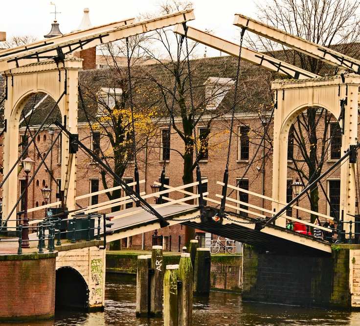 Amsterdam by harry eppink (Magere Brug)