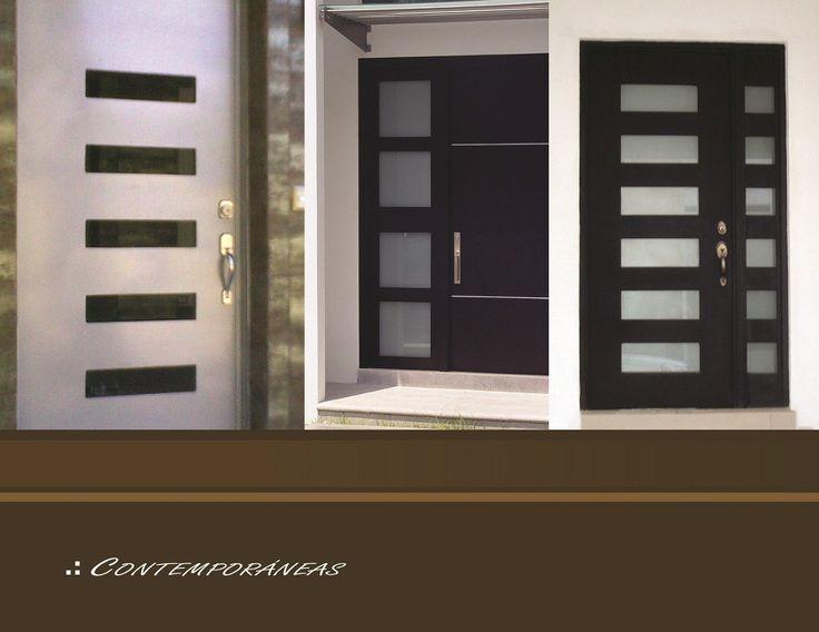 Protecciones modernas para ventanas buscar con google for Disenos de puertas para casas modernas