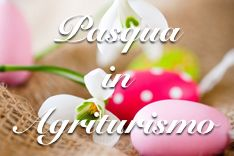 Festeggia la Pasqua in Agriturismo in Toscana. 3 notti per 2 persone con pranzo pasquale in omaggio!