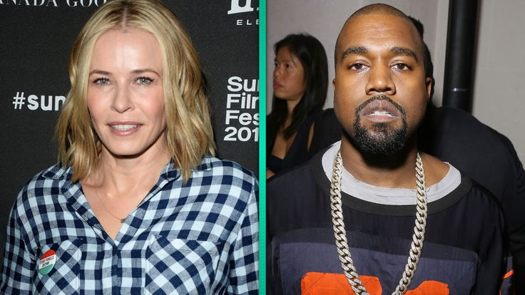 Chelsea Handler is not surprised by Kanye West's recent antics.
