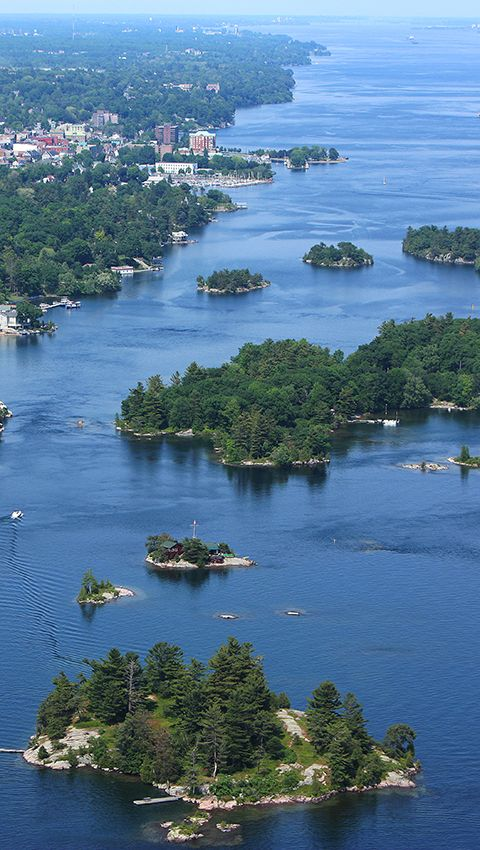 New York 1,000 islands