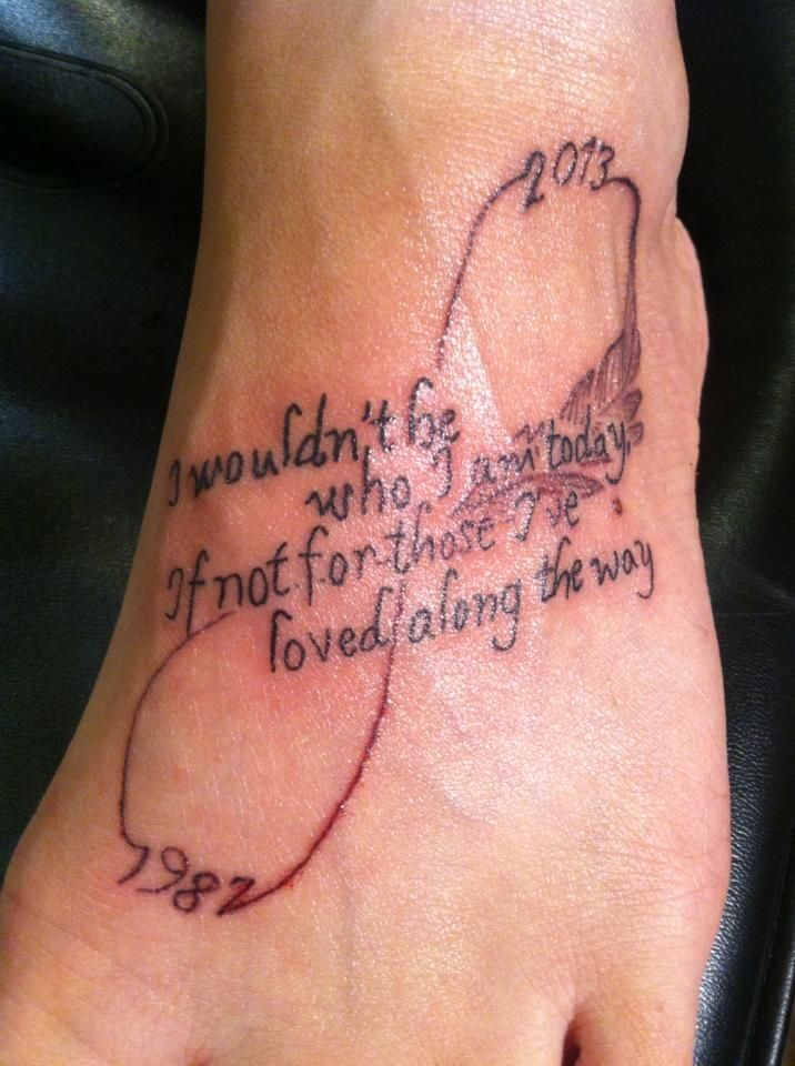 the tattoo i got in memory of my brother i wouldn 39 t be who i am today if not for those i 39 ve. Black Bedroom Furniture Sets. Home Design Ideas