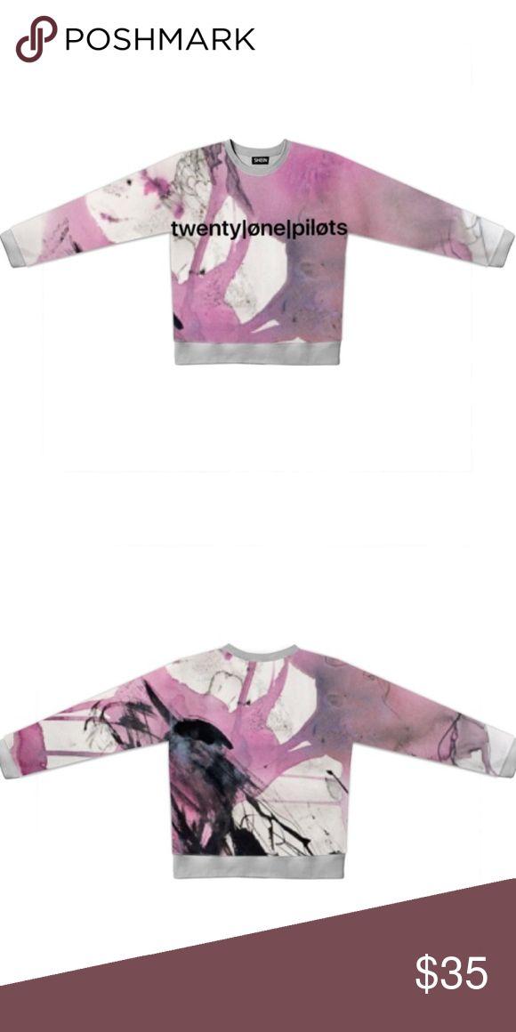 twenty one pilots clique art shirt twenty one pilots clique art shirt. (tags): twenty one pilots clique tøp art Tops Sweatshirts & Hoodies
