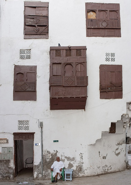 Old Jeddah, Saudi Arabia.   - Explore the World with Travel Nerd Nici, one Country at a Time. http://TravelNerdNici.com