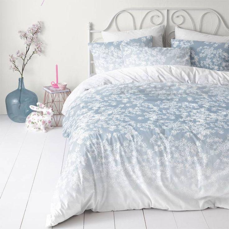 Cinderella Dekbedovertrek Fairy blauw