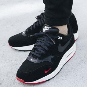 "29e890443d77 nike air max 1 mini swoosh ""bred"" (875844-007)"