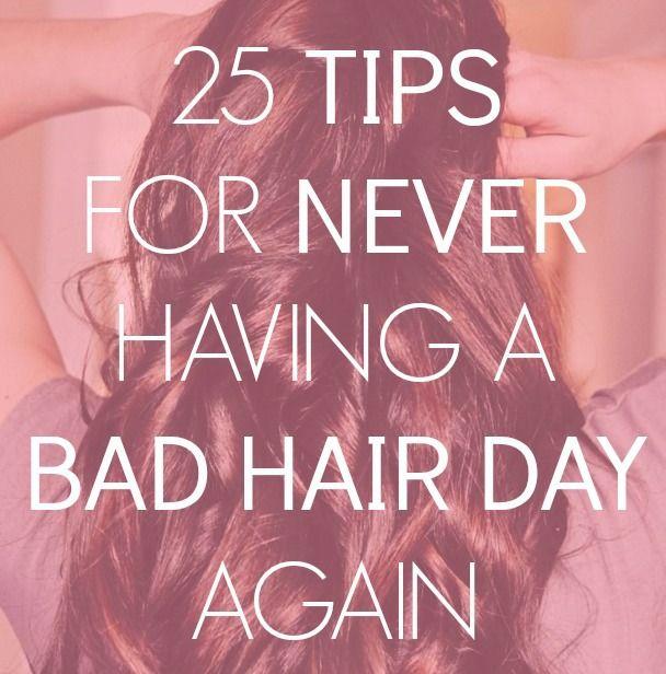 Good hair day, everyday!