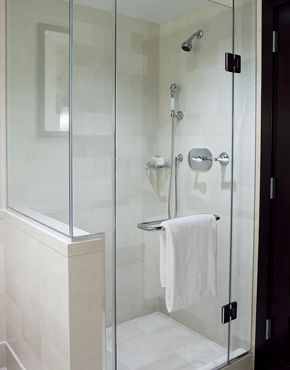 1000 Ideas About Tub Glass Door On Pinterest Frosted