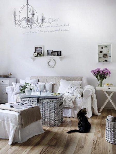 Vintage-Traum fürs Zuhause - zu Gast bei unserer Gewinnerin Petra Striek