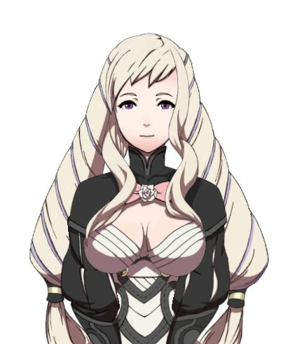 Page 327 of 356 - Release hype thread - posted in Fire Emblem Fates: Crappy half assed paint edit... Looks better smaller image. But feel like that fits Elises style better/looks better design wise than random shirt opening.Almost feel like getting a better program to not half-ass this