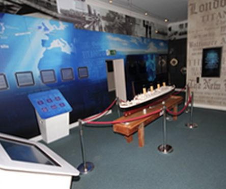 The Titanic continues to capture the imagination of new generations and this trip is the ideal place to learn more.