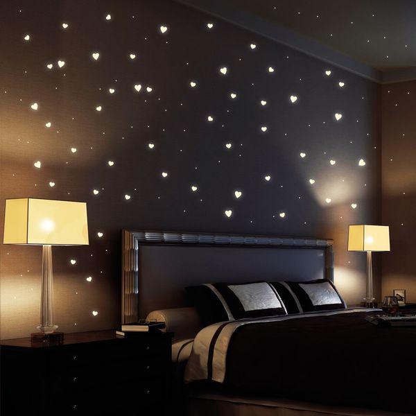 die besten 25 fluoreszierend ideen auf pinterest sterne schlafzimmer wandtattoos. Black Bedroom Furniture Sets. Home Design Ideas