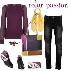 Color passion