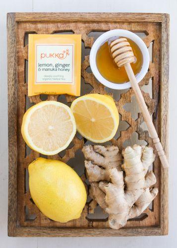 Tea of the Week: Pukka's Lemon, Ginger, and Manuka Honey | Thirsty for Tea