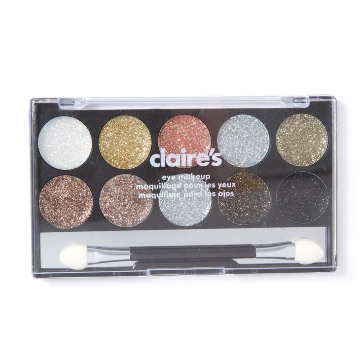 #Sparkle like a #snowflake with our metallic glitz glitter eye makeup set!