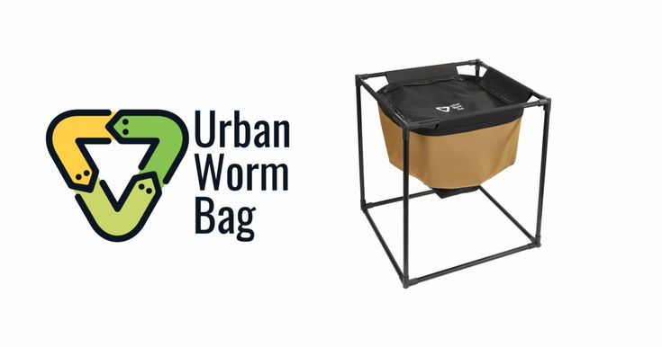 Make microbe-rich organic fertilizers inside your home with the Urban Worm Bag. A worm bin with combination of durability, simplicity, and breathability.