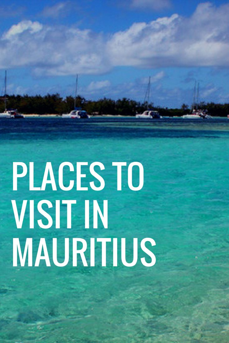Everyone loves Mauritius for its pristine beaches and water sports. But there is a lot more to Mauritius. Ancient indigenous forests, several waterfalls, quad biking and even zip lining await.
