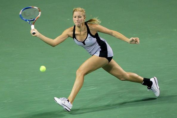 Alona Bondarenko, tennis sensation from #Ukraine