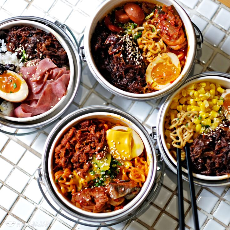 Following the Korean wave, Korean food is gaining in popularity in recent years…