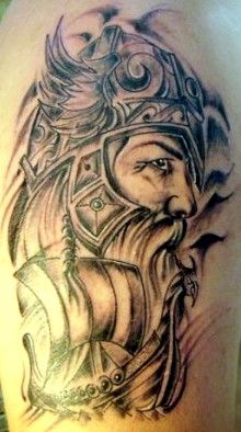 Viking Tattoo Designs @ TattooCenter.Org    #Viking #Tattoo #Designs