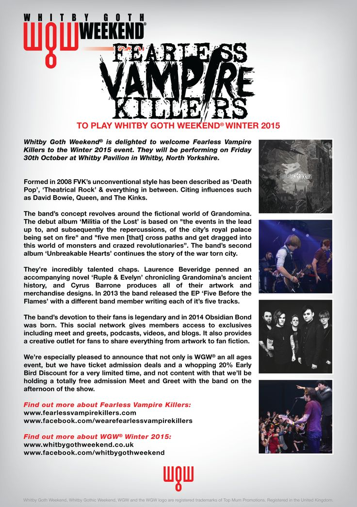 artist fearless vampire killers tickets
