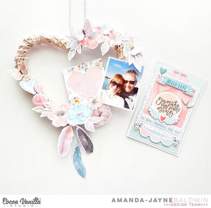 Valentine's Gift & Card | More Than Words | Amanda Baldwin – Cocoa Vanilla Studio