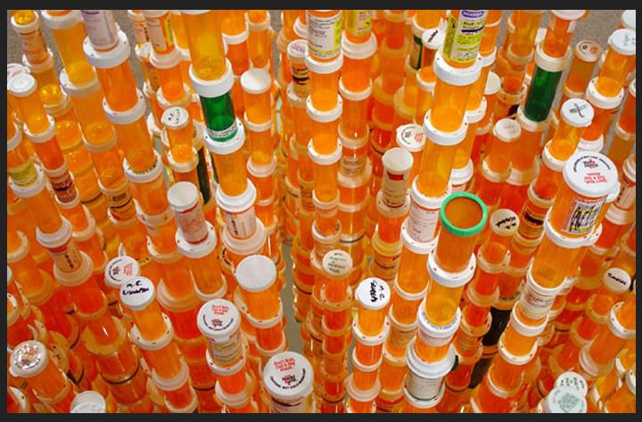Use old pill bottles to help sick people through The Malawi Project, Inc. Declutter and help others! www.adventurebalancecraft.wordpress.com