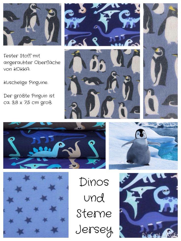 Dinos und Pinguine