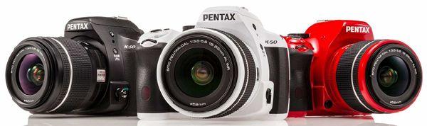Pentax K-50 DSLR