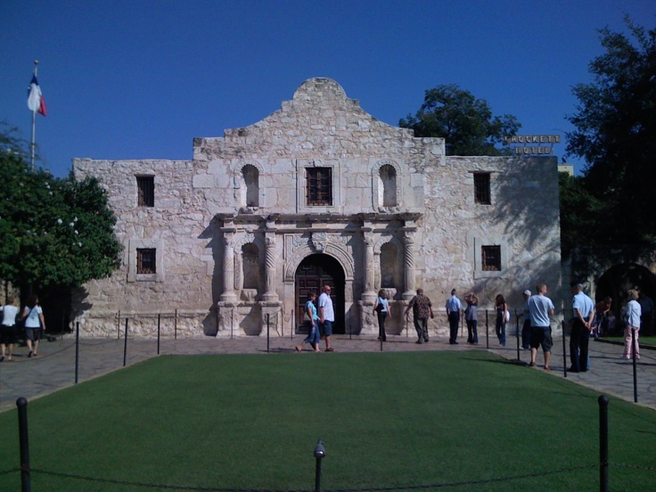 there 39 s no basement in the alamo a place that invites reverence