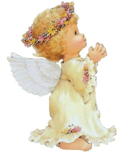81 best angelitos images on Pinterest | Clip art, First ...