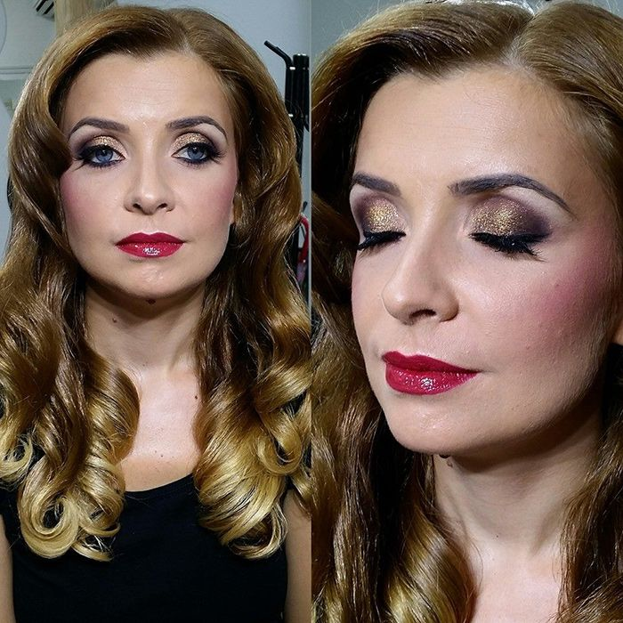 Make Up Artist Cluj Dana Eliza Serdean