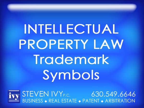 USING TRADEMARK SYMBOLS -- Once your trademark is registered, you may start using the ® symbol. There is no legal requirement that the ® be used, but the failure to use it may limit the amount of damages that the trademark owner can recover in an infringement lawsuit. If your trademark hasn't been registered, you may use the TM or SM symbol. The TM and SM have no legal significance other than to indicate the fact that the owner is claiming trademark rights.