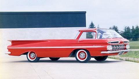 1959 Chevy El Camino COE