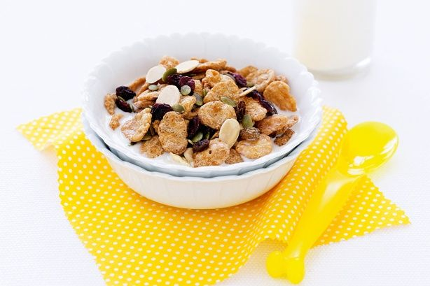 Start the day with a nutritious, homemade and filling breakfast - made by the kids, for the kids! See notes section for Low FODMAP diet tip.