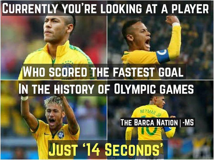 Just Neymar things