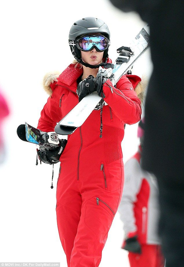118 best images about Ivanka trump on Pinterest   Donald o ... Ivana Trump Skiing