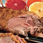 Speciale Pasqua: Agnello agli agrumi, gustoso cosciotto al forno per il prossimo pranzo di Pasqua.