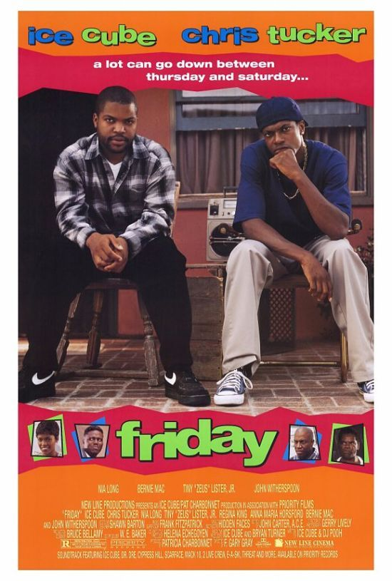 ice cube friday download movie