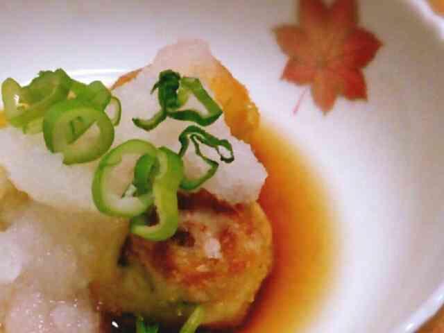 ねっとりほくほく☆里芋の揚げ出しの画像