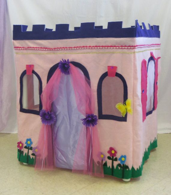 etna fairy tale tent instructions
