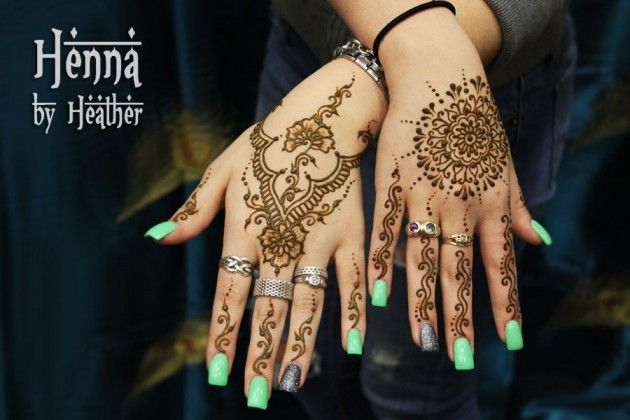 250 Henna Tattoo Designs That Will Stain Your Brain: Pin By Saleem Singh On Henna