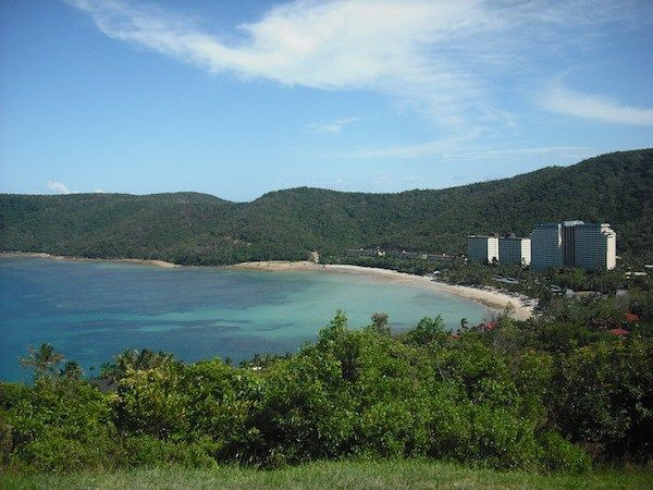 Now thats a view of Hamilton Island.