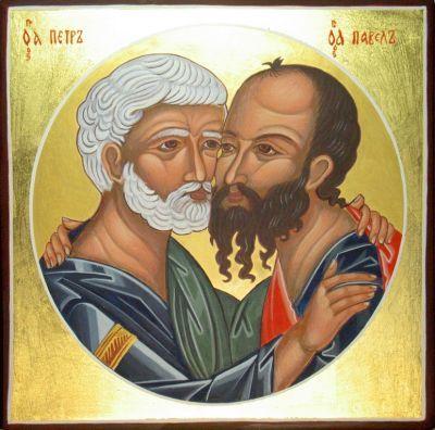Heilige Petrus en Paulus