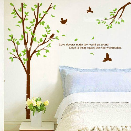 Best Ideas Para El Hogar Images On Pinterest Home Wall Decal - Bambi love tree wall decals