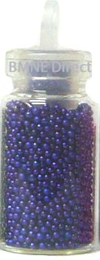 Micro Bead Mini Bottle - Deep Blue - $1.75 : BMNE Direct Wholesale Nail Supplies, Nail supply shop online