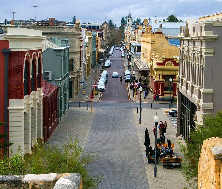 Colonial Fremantle - Fremantle, Western Australia