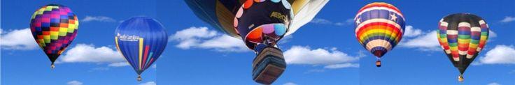Balloons Over Anderson hot air balloon festival, http://www.balloonsoveranderson.org/#