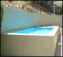 EZ Pools... Affordable Portable Pool Solution